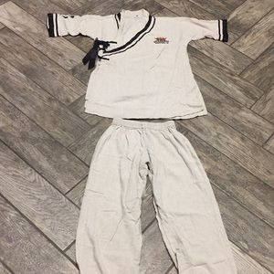 Other - Shaolin Temple USA Monk Robe Suit